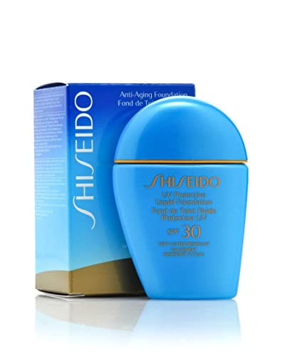 SHISEIDO Fondotinta Liquido Protective Medium Beige 60 30 ml