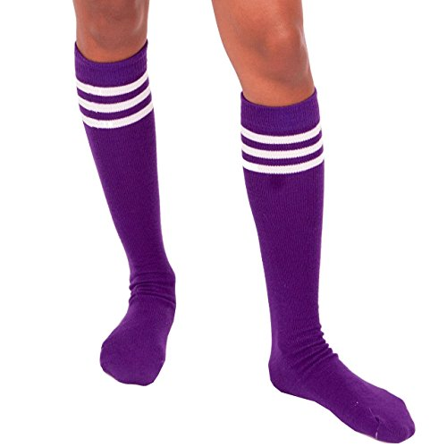 Chrissy's Socks Women's Knee High Tube Socks