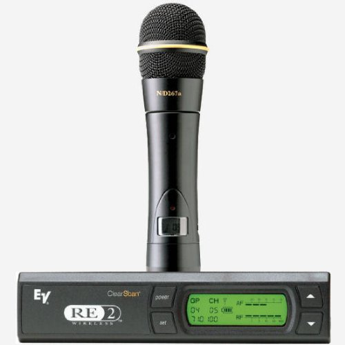 Electrovoice Re2-N2 Microphone Wireless System