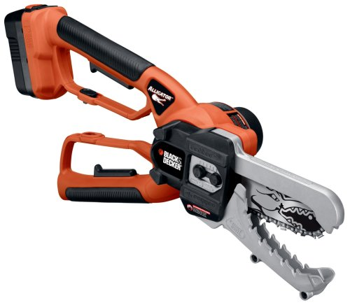 Buy Discount Black & Decker NLP1800 Alligator Lopper 18-Volt Cordless Chain Saw