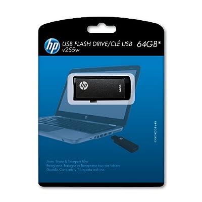HP 255 64GB USB Drive (P-FD64GHP255-GE)