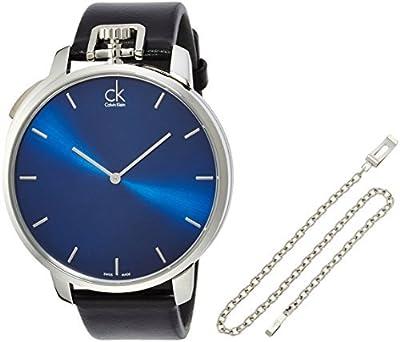 [Calvin Klein] ck Calvin Klein watch exceptional (Exceptional) K3Z211CN Men's [regular imported goods]