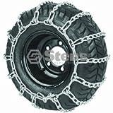 Max Trac 18x9.50x8 Snowblower/Garden Tractor Tire Chains