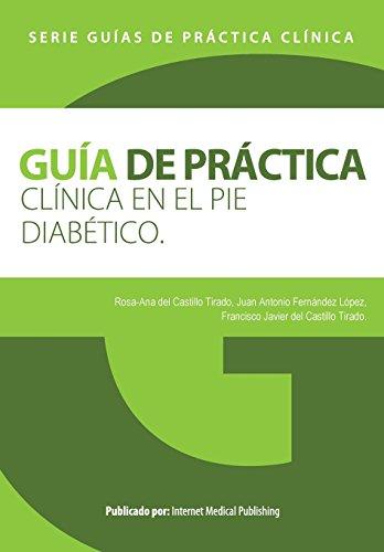 Guia de practica clinica  en el pie diabetico
