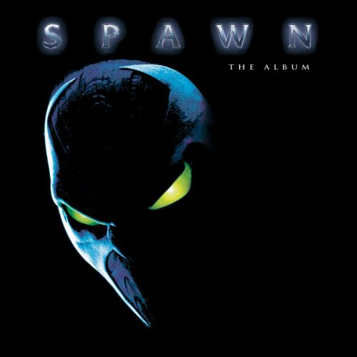 Original album cover of Spawn: The Album (1997 Film) by Various