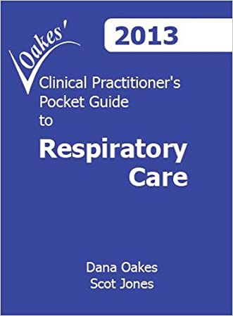 Clinical Practitioner's Pocket Guide to Respiratory Care, 2013, 8th Edition