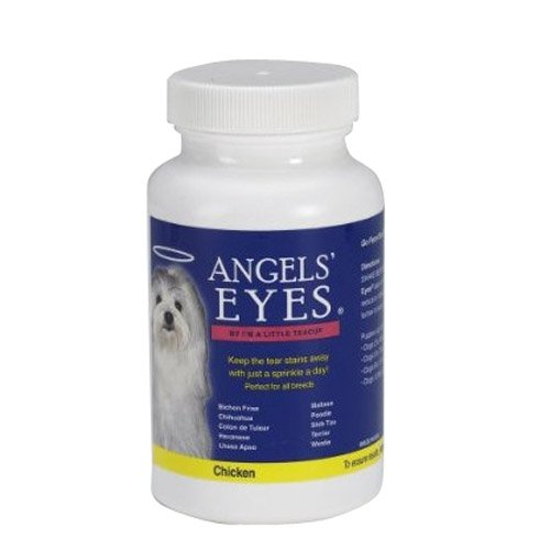 Beef Flavor Angels' Eyes Tear-Stain Eliminator for Dogs, 60 Gram Bottle