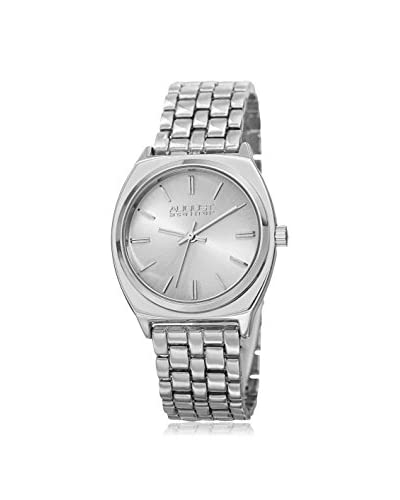 August Steiner Women's AS8186SS Silver-Tone/Silver Alloy Watch As You See