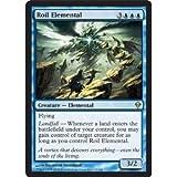 Magic: the Gathering - Roil Elemental (62) - Zendikar