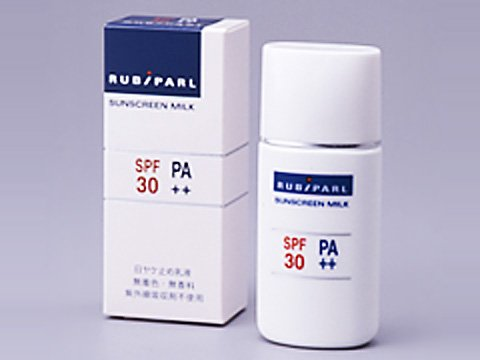 科薬 ルビパール サンスクリーンミルク 30ml