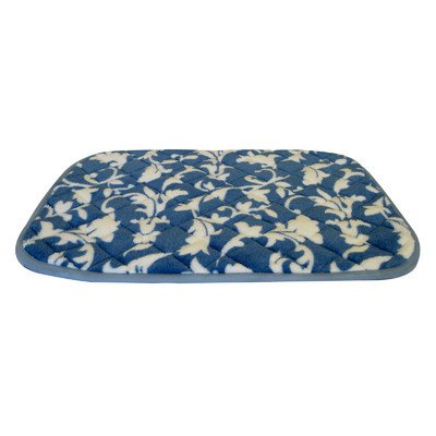 Snoozzy Sleeper Dog Bed Md Blue front-988092