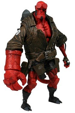 Buy Low Price Mezco Hellboy 18″ Rocket Pack Action Figure (B000LXAOMK)