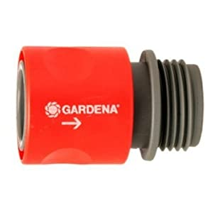 Gardena 36917 Garden Hose Quick Connector