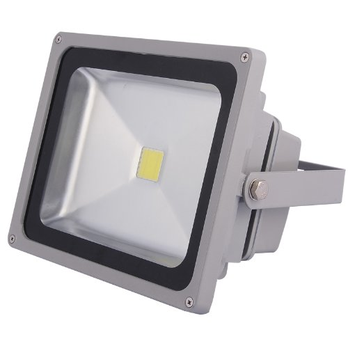 Generic 100W Ac 85~265V High-Brightness Led Flood Lamps For Tunnels Squares Size 12.6X4.7X10.4 Color White