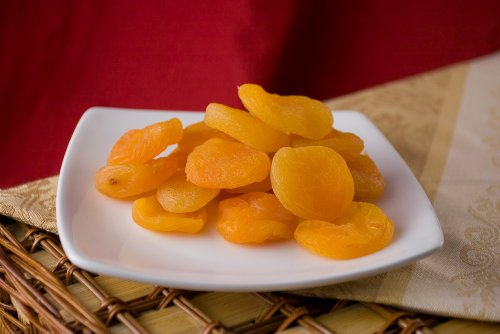 Dried Turkish Apricots (1 Pound Bag) - No Sugar