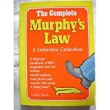 The Complete Murphy's Law (0843129689) by Bloch, Arthur