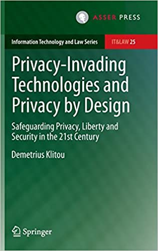 Privacy-Invading Technologies and Privacy by Design: Safeguarding Privacy, Liberty and Security in the 21st Century