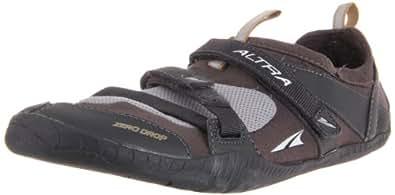 Altra Men's Adam Running Shoe,Carbon/Taupe,10.5 M US