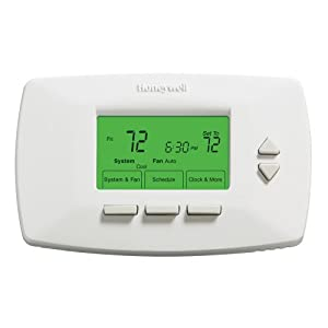 Honeywell RTH7500D Conventional 7-Day Programmable Thermostat