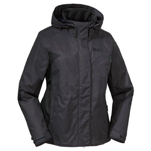 Jack Wolfskin Damen Wetterschutzjacke Onyx Jacket Women