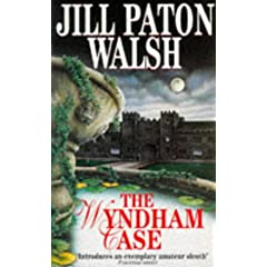 The Wyndham Case cover