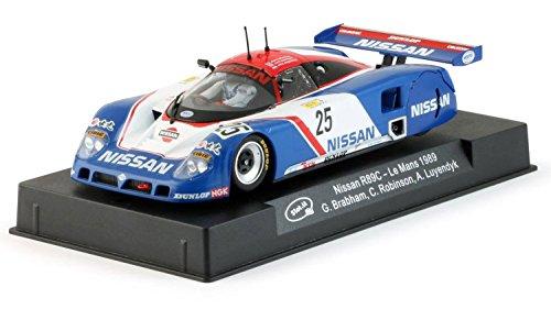 SlotIt-SICA28D-Nissan-R89C-25-24-HR-Le-Mans-1989-Slot-Car-132-Scale