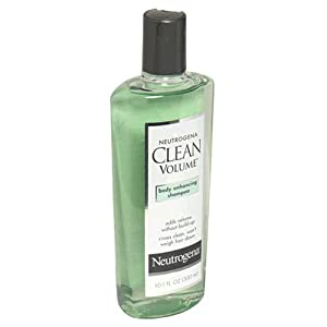 Neutrogena Clean Volume Body Enhancing Shampoo Hair Shampoos