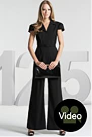 125 Years Limited Collection Buckle Belted Jumpsuit