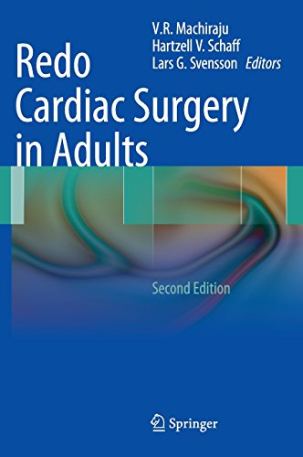 Redo Cardiac Surgery in Adults, Second Edition