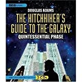 The Hitchhiker's Guide to the Galaxy: Quintessential Phase