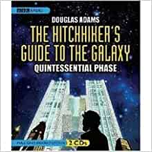 the hitchhiker 39 s guide to the galaxy publisher bbc audiobooks douglas adams books. Black Bedroom Furniture Sets. Home Design Ideas