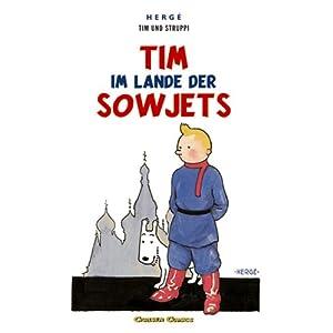 eBook Cover für  Tim amp Struppi Band 0 Tim im Lande der Sowjets