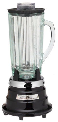 Waring Pbb209 Professional Food And Beverage Blender, Ebony front-36533