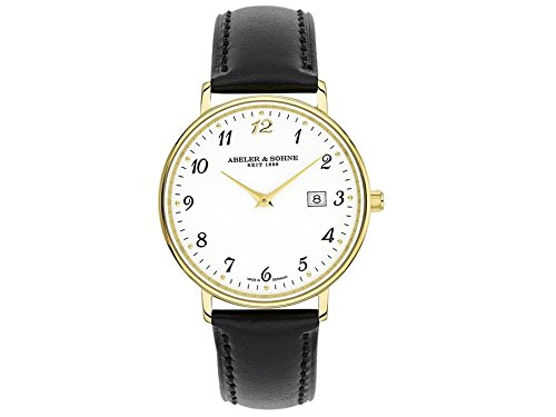 Abeler & Söhne mens watch Classic A&S 1177