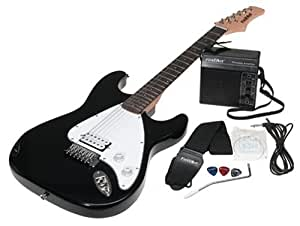 first act me310 electric guitar pack musical instruments. Black Bedroom Furniture Sets. Home Design Ideas