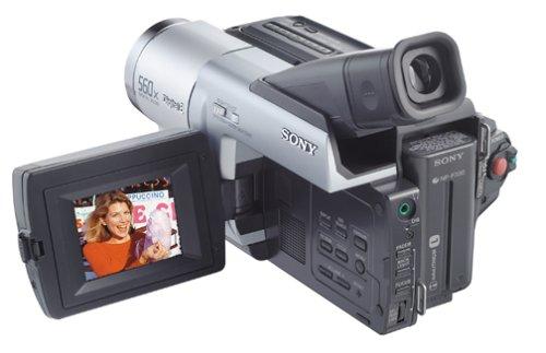 Sony DCR-TRV130 Digital8 Camcorder