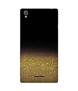 Glitter Sand Sony Xperia T3 Case
