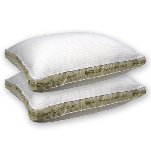 Beautyrest Firm Standard Size Twin Pack Bed Pillow