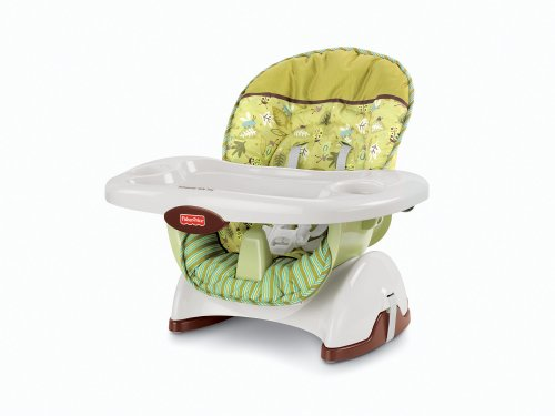 Fisher Price Space Saver High Chair, Scatterbug
