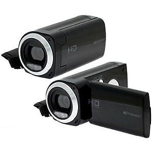 emerson evc125hd high definition digital camcorder camera photo. Black Bedroom Furniture Sets. Home Design Ideas