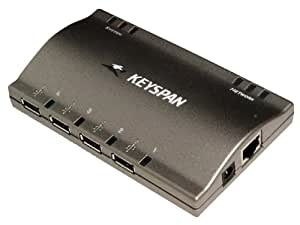 Keyspan US-4A 4-Port USB Server (12 Mbps)