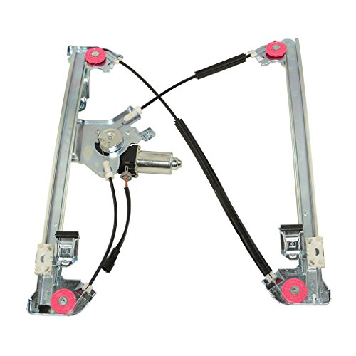 Gevog front driver side power window regulator with motor for 04 f150 window regulator
