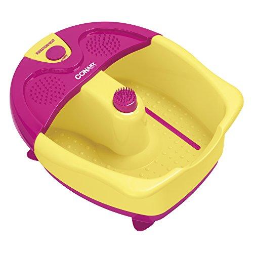 Sassy Hot Water : Conair sassyfeet spa and pedicure set with heat vibration