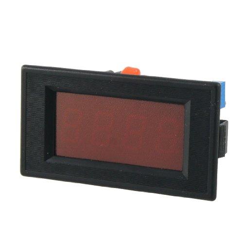Red Led Digital Display Dc 0-20V Voltage Test Panel Voltmeter