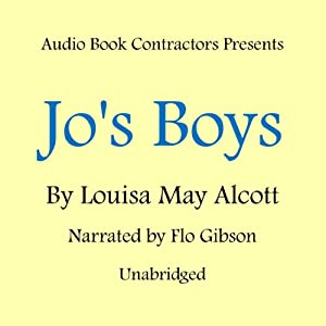 Jo's Boys Audiobook