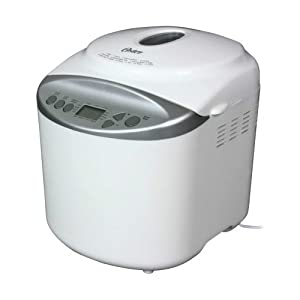 Oster CKSTBR9050 Expressbake Bread Maker, White