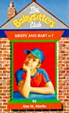 Kristy and Bart =? (Babysitters Club) (0590637657) by ANN M. MARTIN