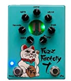 ZVEX Fuzz Factory 7 Hand Painted Efffects Pedal