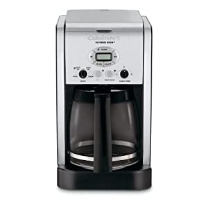 Cuisinart Coffee Maker Cleaning