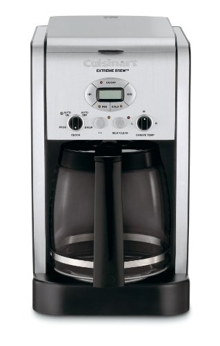 Cuisinart DCC-2650 Brew Central 12-Cup Programmable Coffeemaker (Coffee Makers Glass compare prices)